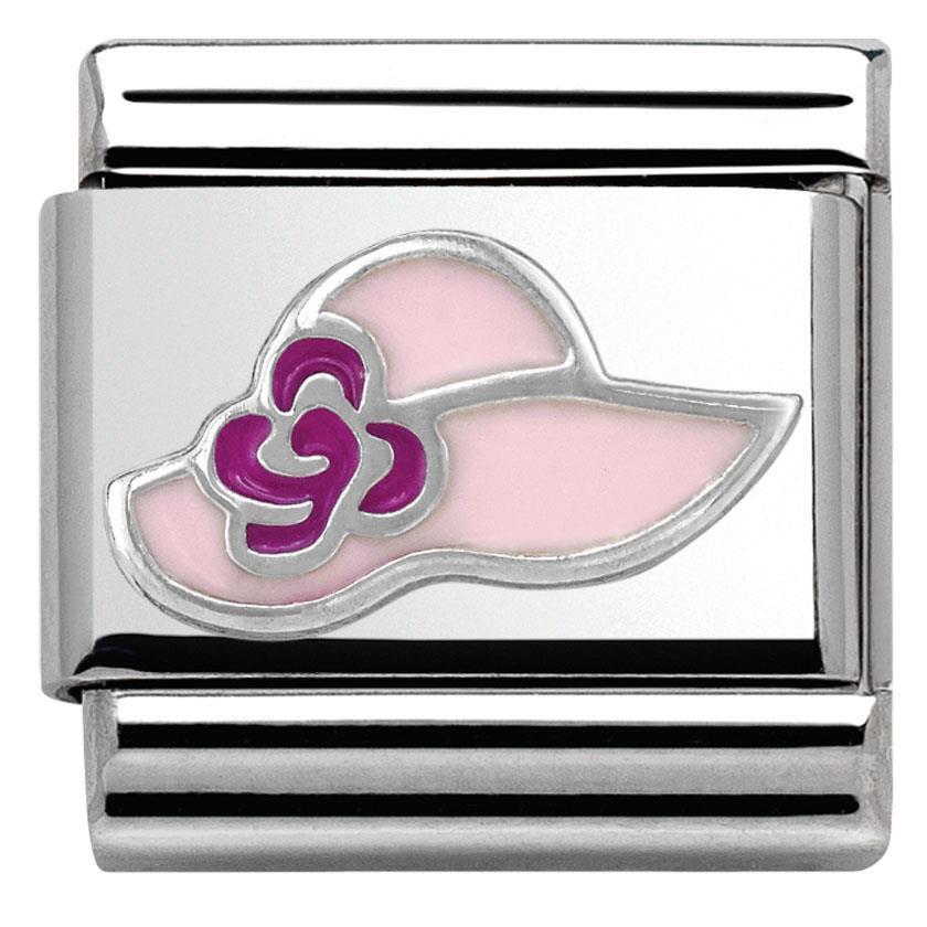 original nomination composable classic symbole sommerhut 330202 28 ebay. Black Bedroom Furniture Sets. Home Design Ideas
