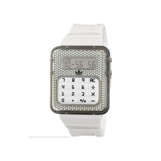 adidas digital watch instructions