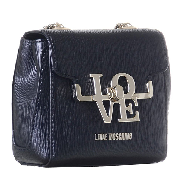 echt love moschino tasche damen schwarz jc4019pp10lb0000 ebay. Black Bedroom Furniture Sets. Home Design Ideas