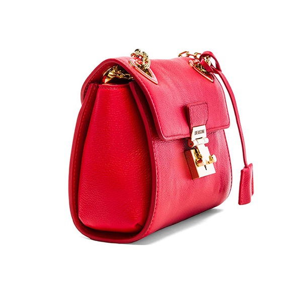 echt love moschino tasche damen rot jc4302pp0kky0500 ebay. Black Bedroom Furniture Sets. Home Design Ideas