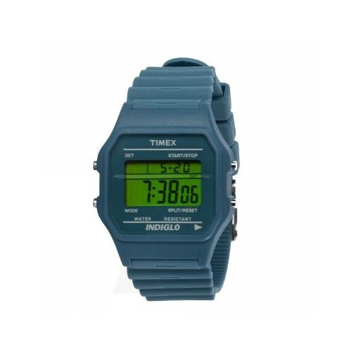 timex digital watch instructions