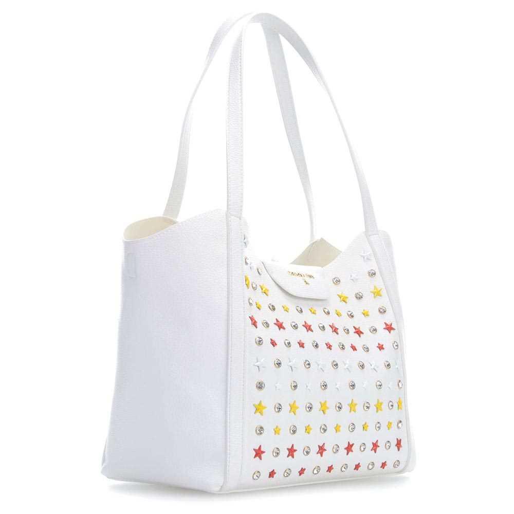 b4fa22e7e128 Bag PATRIZIA PEPE Woman White - 2V7782-A3CR-XS09 8050843110833